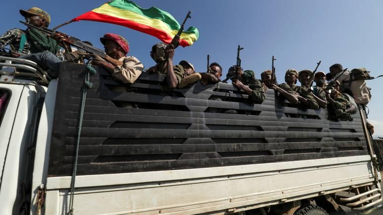 U pokolju na zapadu Etiopije umrlo je 207 ljudi, a 103 su civili