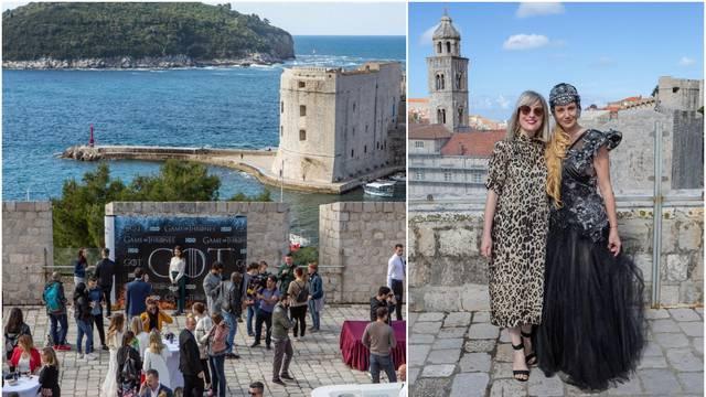 Tko je na tronu? U Dubrovniku prikazali kraj Igre prijestolja...