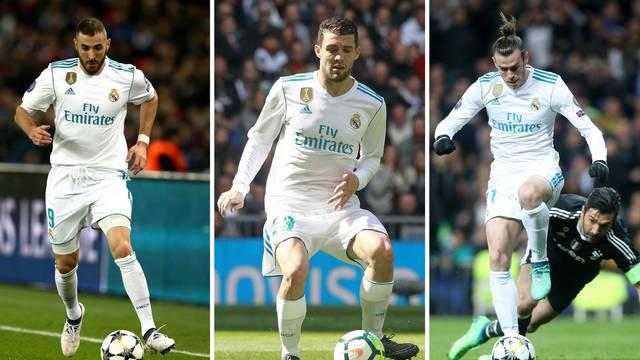 Navijači Reala žele Kovačića u prvih 11, Bale i Benzema vani