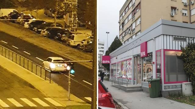 Jurnjava po Zagrebu: Provalili u trgovinu pa bježali od policije, jedan u bijegu ozlijedio nogu