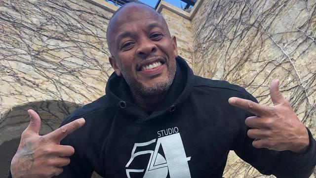 Reper Dr. Dre je u bolnici zbog aneurizme mozga: 'Hvala na lijepim željama, uskoro ću kući'