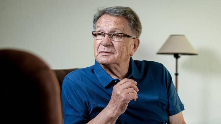 Ćiro šokirao Slovence: Zbogom, dragi moji. Teško sam bolestan