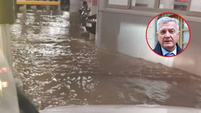 Gradonačelnik Šibenika optužio medije da su smontirali snimke poplave: 'Nismo grad slučaj'