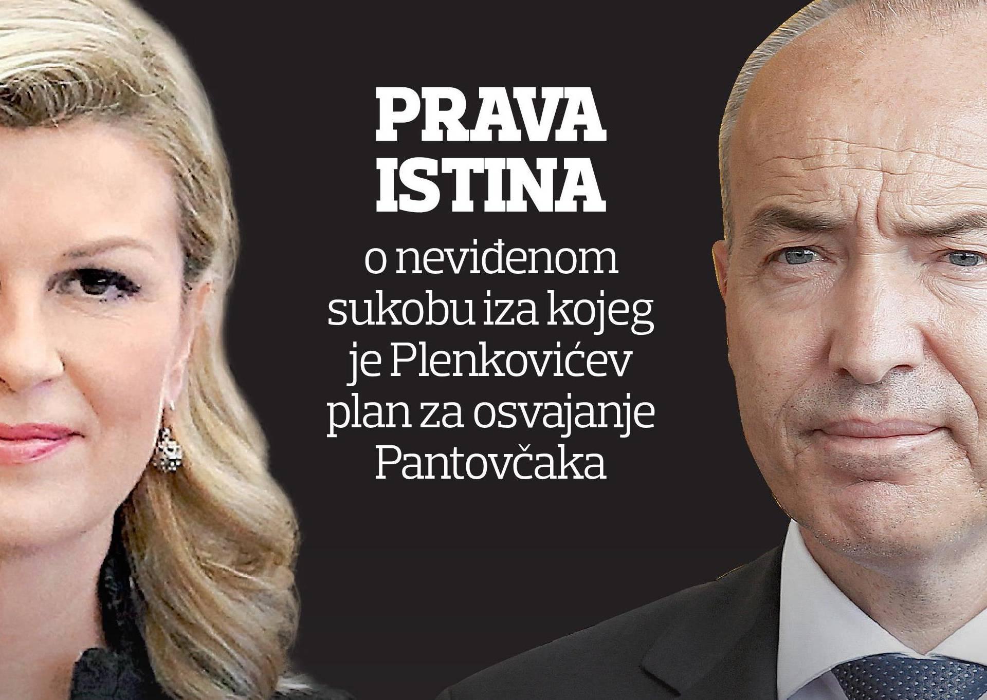 HDZ hoće Krstičevića za novog šefa države, Kolinda je bijesna