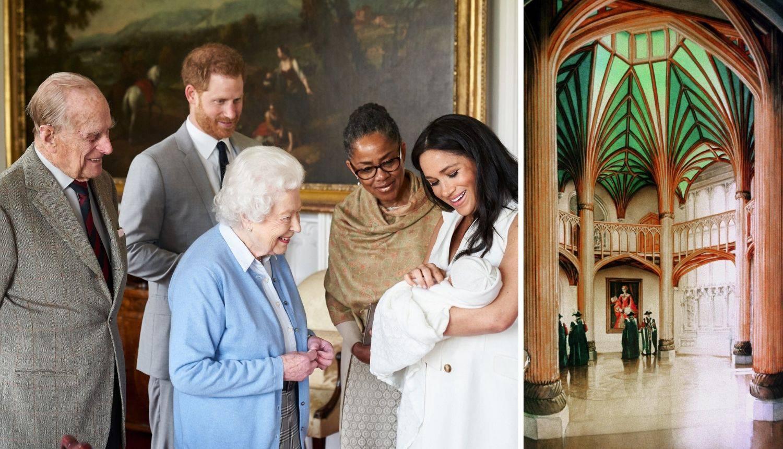 Na krštenju Archieja neće biti kraljica: Ide gledati nove konje