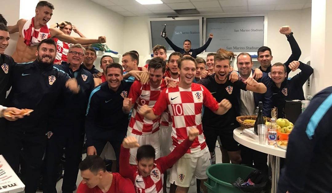 Mini Vatreni razbili San Marino i nakon 14 godina izborili Euro