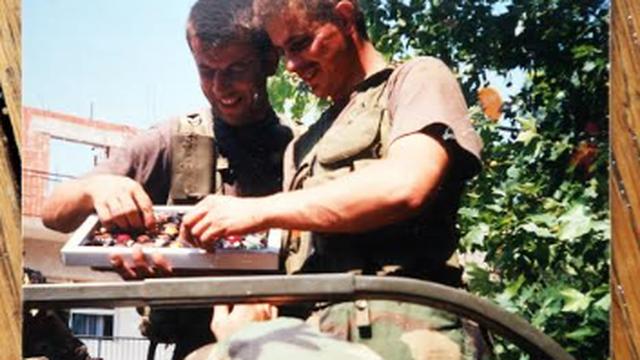 Vidak Marić rođen je 5. 8. 1968. Na rođendan je bio u bitki za domovinu: 'Oluja je moj dan'