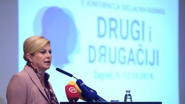 Zagreb: Svečano otvorenje X. konferencije socijalnih radnika