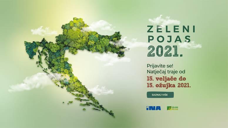 Zazelenite svoju okolinu uz Inin Zeleni pojas!