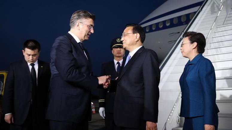 Kineski premijer je stigao u Hrvatsku: 'Ovo je velika šansa'