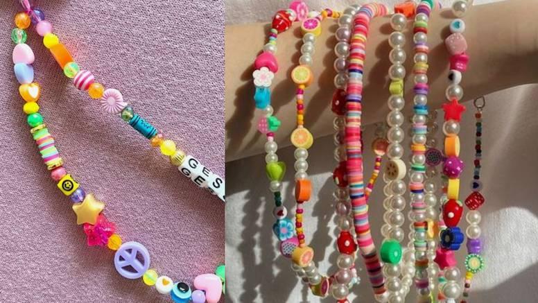 Nakit sa šarenim perlama bit će hit ljeta: Od kuglica do cvijeća