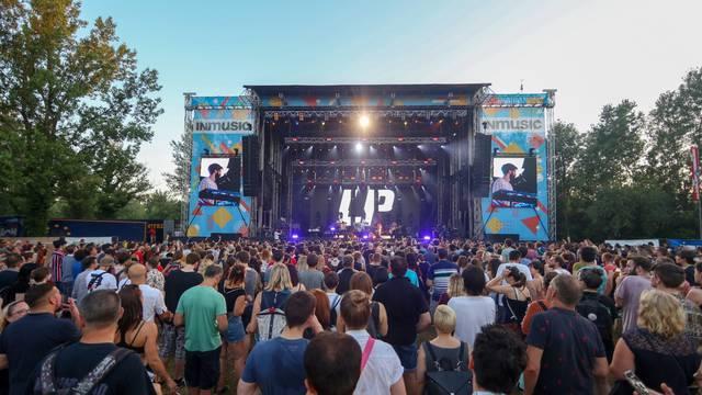 Zagreb: Američka kantautorica LP nastupala na 14. INmusic festivalu