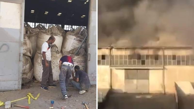 Radnici krivi za eksploziju? Dok su varili vrata, zapalili skladište