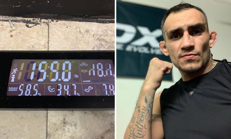 Nevjerojatni Ferguson: Skinuo kilograme za otkazani meč...