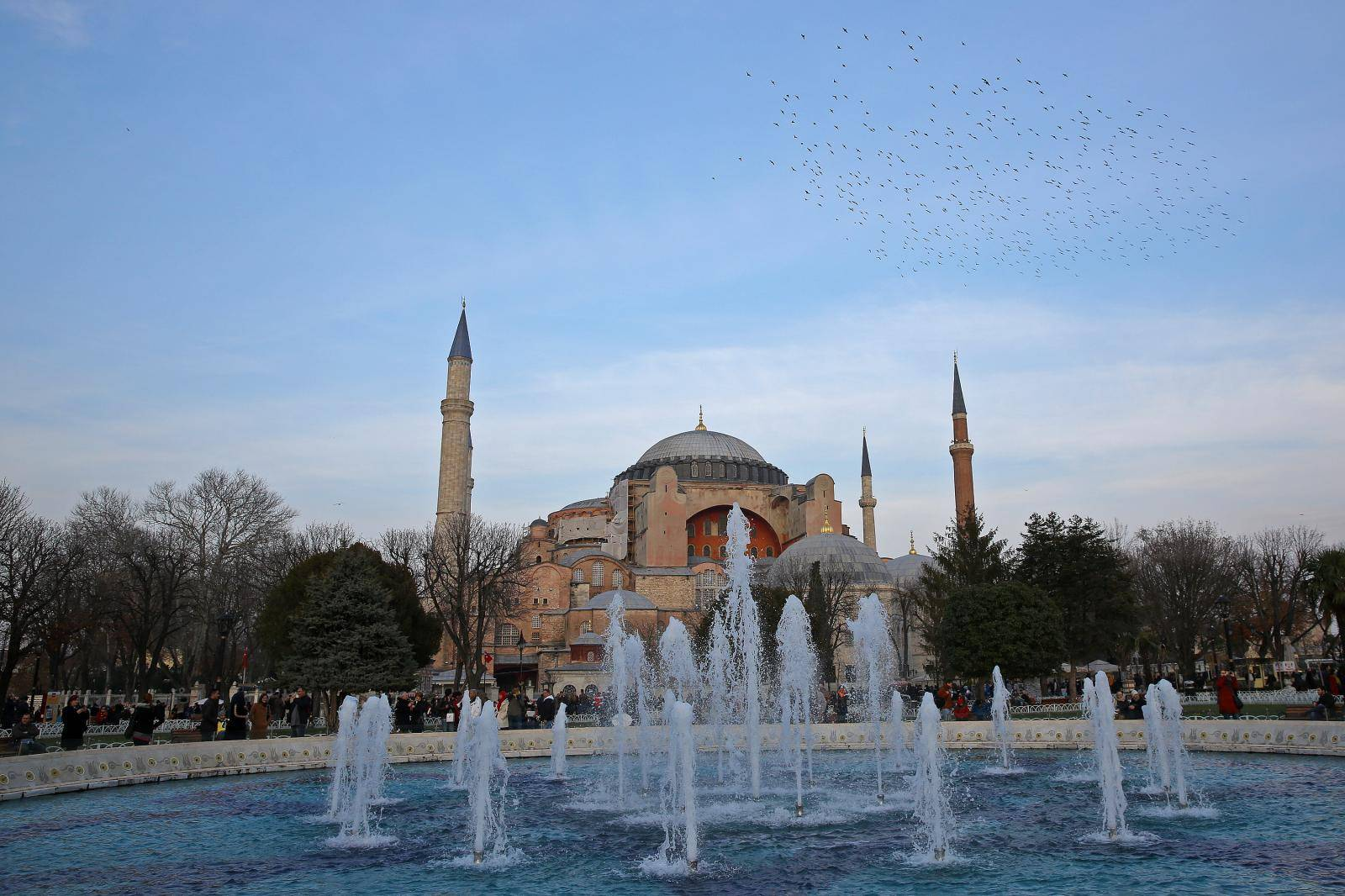 Erdogan prelomio: Bivšu crkvu Aju Sofiju pretvorio  u džamiju!