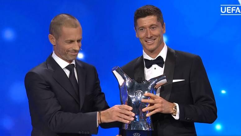 Izabrala i 24sata: Najbolji igrač Europe je Robert Lewandowski!