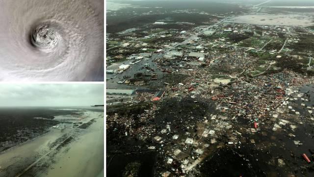Broj poginulih u naletu uragana na Bahame narastao na 20