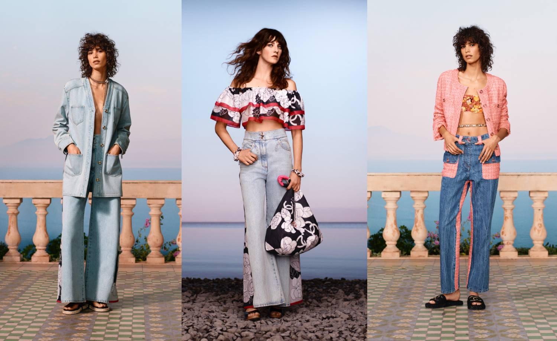 Chanel cruise kolekcija u znaku trapera i haljina sočnih nijansi