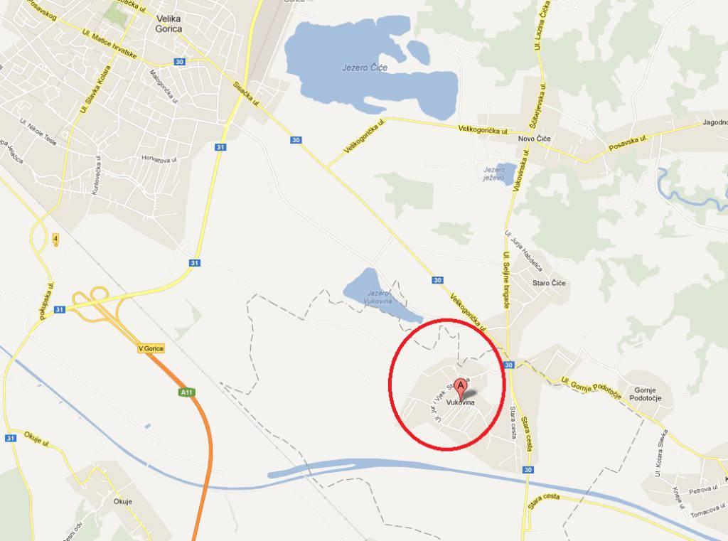 screenshot/Google Maps