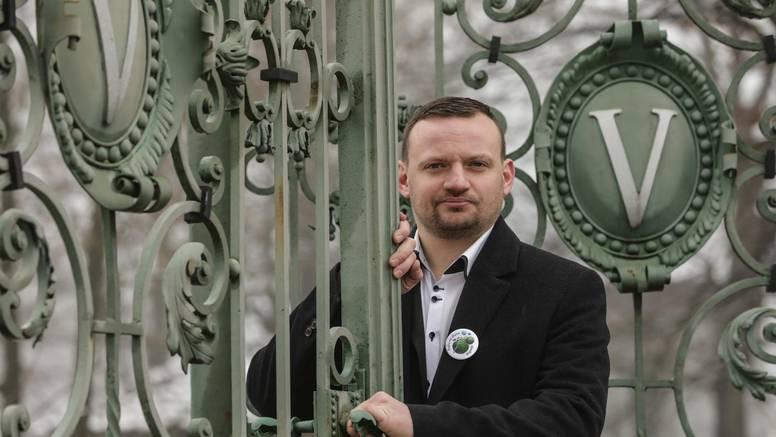 Viktor Šimunić kandidirao se za gradonačelnika Oroslavja