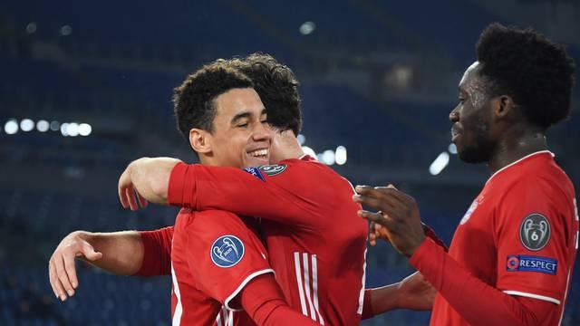 Champions League - Round of 16 First Leg - Lazio v Bayern Munich