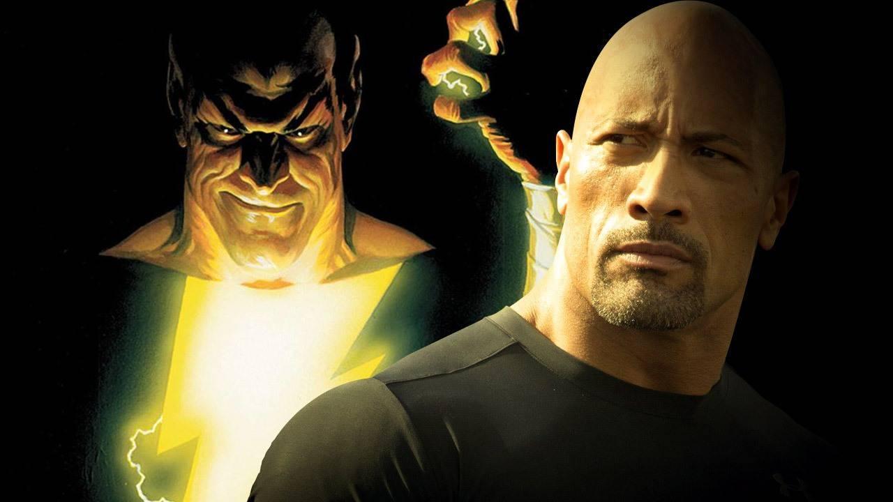 Dwayne Johnson progovorio o superjunačkom filmu 'Shazam!'