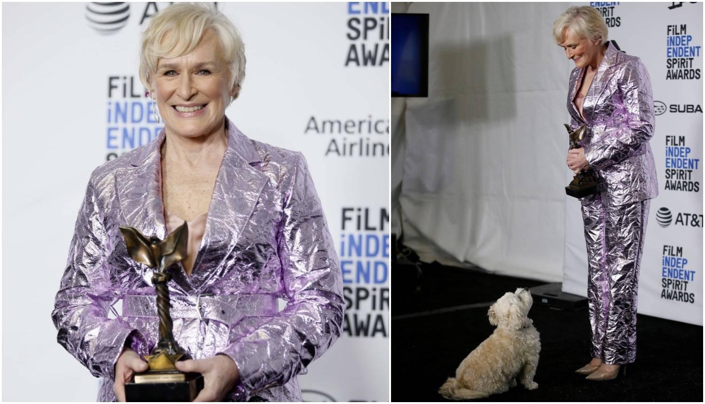 Favoritkinja za Oscar na crveni tepih povela je kućnog ljubimca