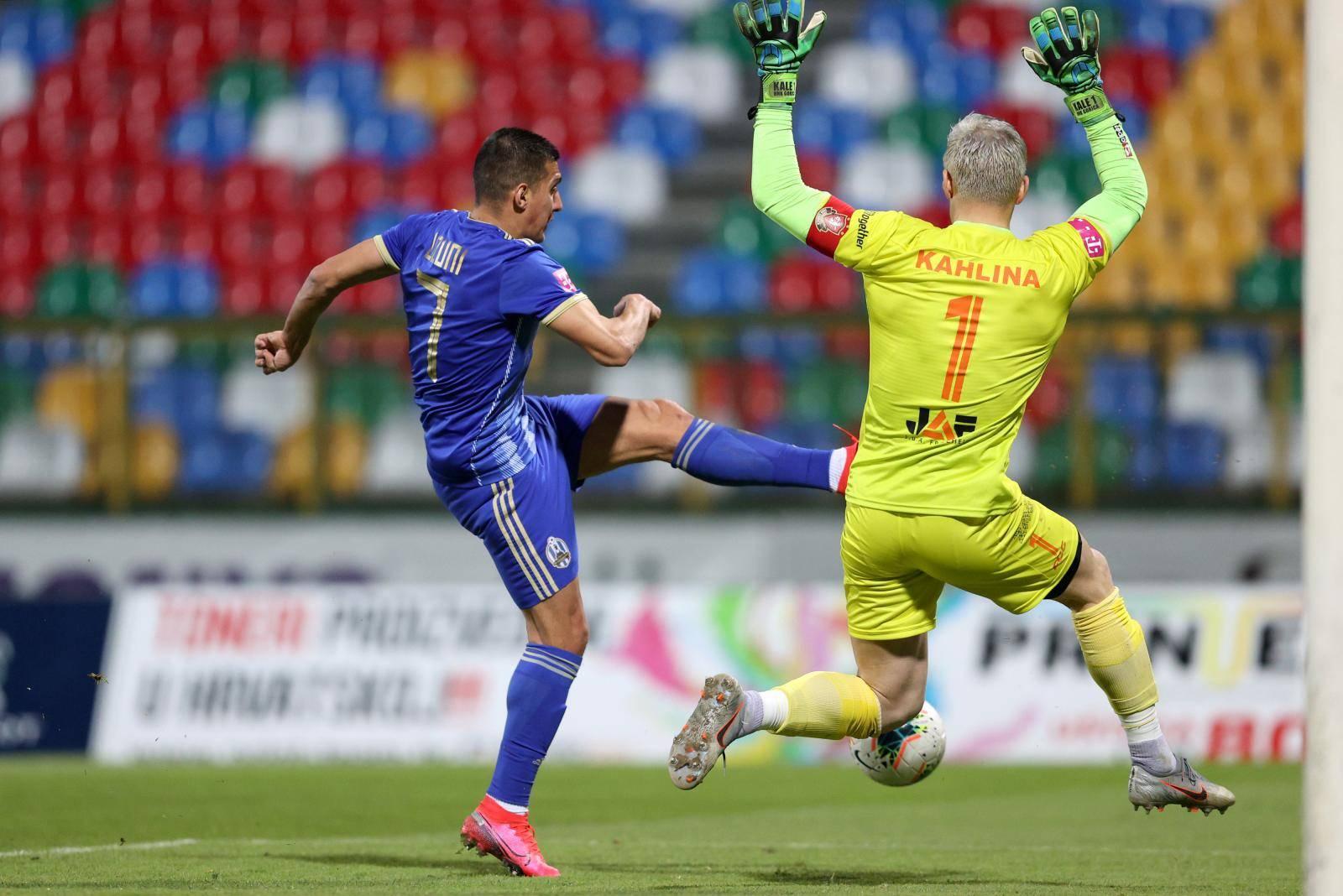 Velika Gorica: HNK Gorica protiv NK Lokomotiva u 26. kolu Prve HNL