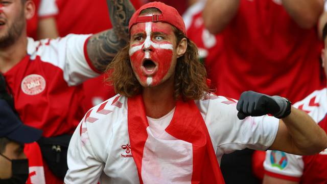 Euro 2020 - Quarter Final - Czech Republic v Denmark