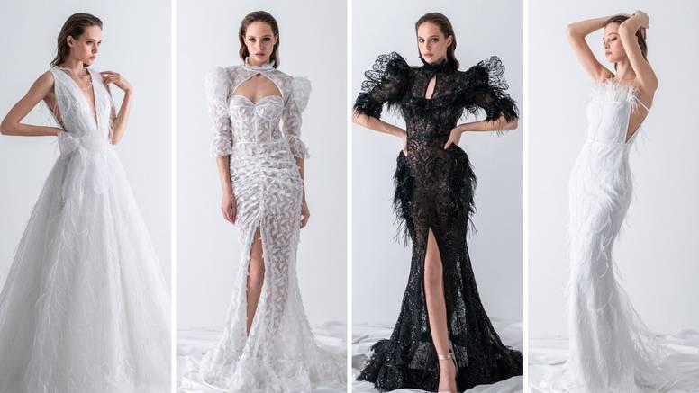 Nove vjenčanice eNVy rooma krase zavodljivost i elegancija