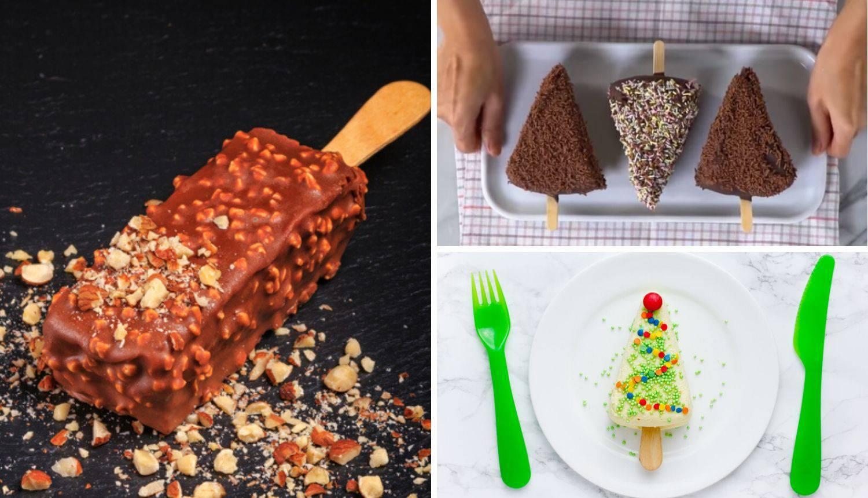 Dva recepta za cheesecake koji se jede kao sladoled na štapiću