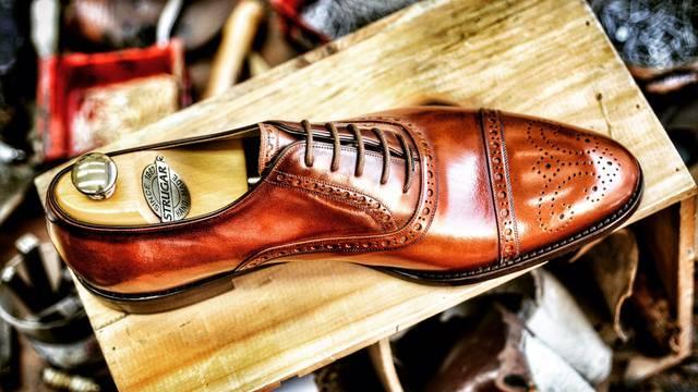 Cipele za pravog muškarca - stižu iz domaće manufakture