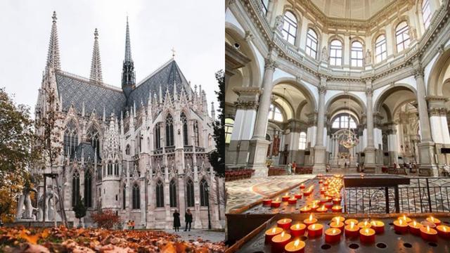 Studenti sada uče u crkvi jer na Bečkom sveučilištu nema mjesta