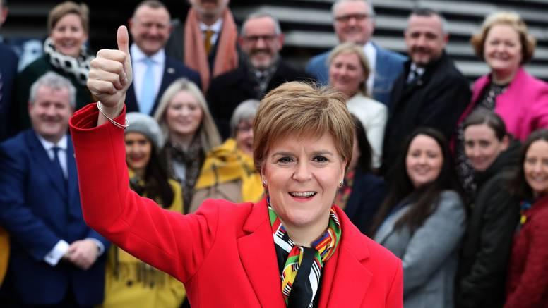 'Nećemo dopustiti da Škotska ostane 'zatočena' u Britaniji'