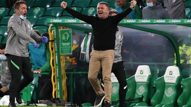 Celtic v Ferencvaros - UEFA Champions League - Second Qualifying Round - Celtic Park