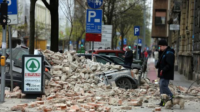 Hrvatskoj 683,7 milijuna eura pomoći za obnovu od potresa
