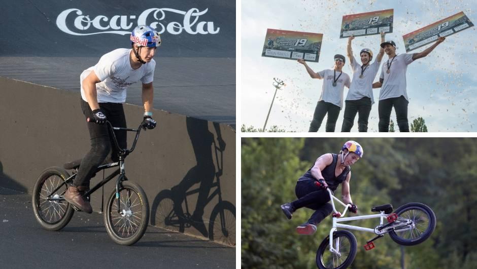 Imamo svjetskog BMX prvaka! Marin Ranteš najbolji na svijetu