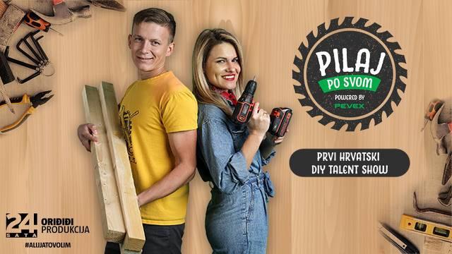 Prvi hrvatski 'do it yourself' talent show 'Pilaj po svom': Tražimo najboljeg majstora/icu!