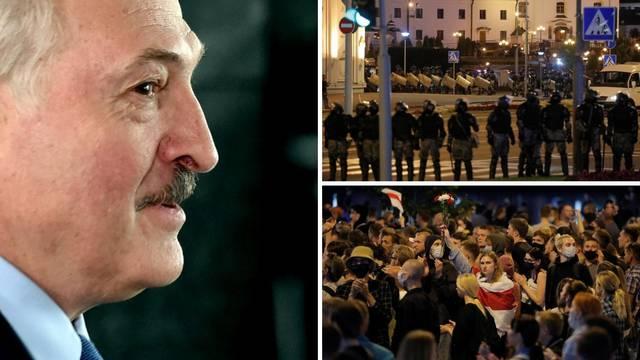 Lukašenko i sin na crnoj listi EU