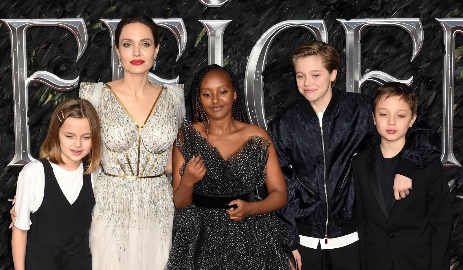 Maleficent: Mistress Of Evil European Premiere