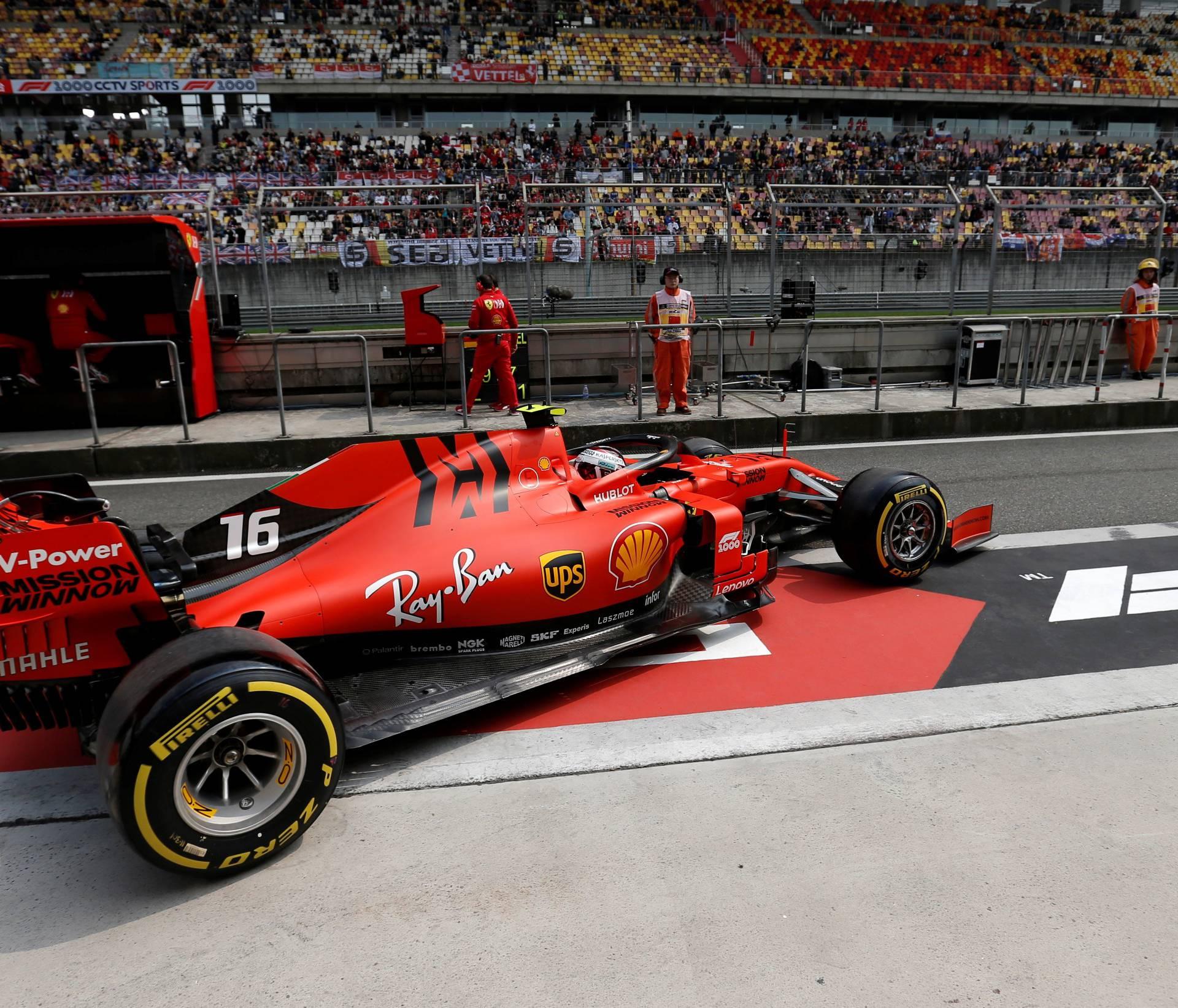 Rekoder F1 izletio je 148 puta! Najbrža jurnjava 372,5 km/h