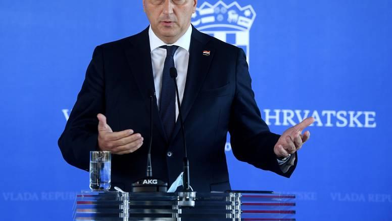 Plenković: Pozicija Hrvatske je jasna, podržavamo proces proširenja EU-a na susjede