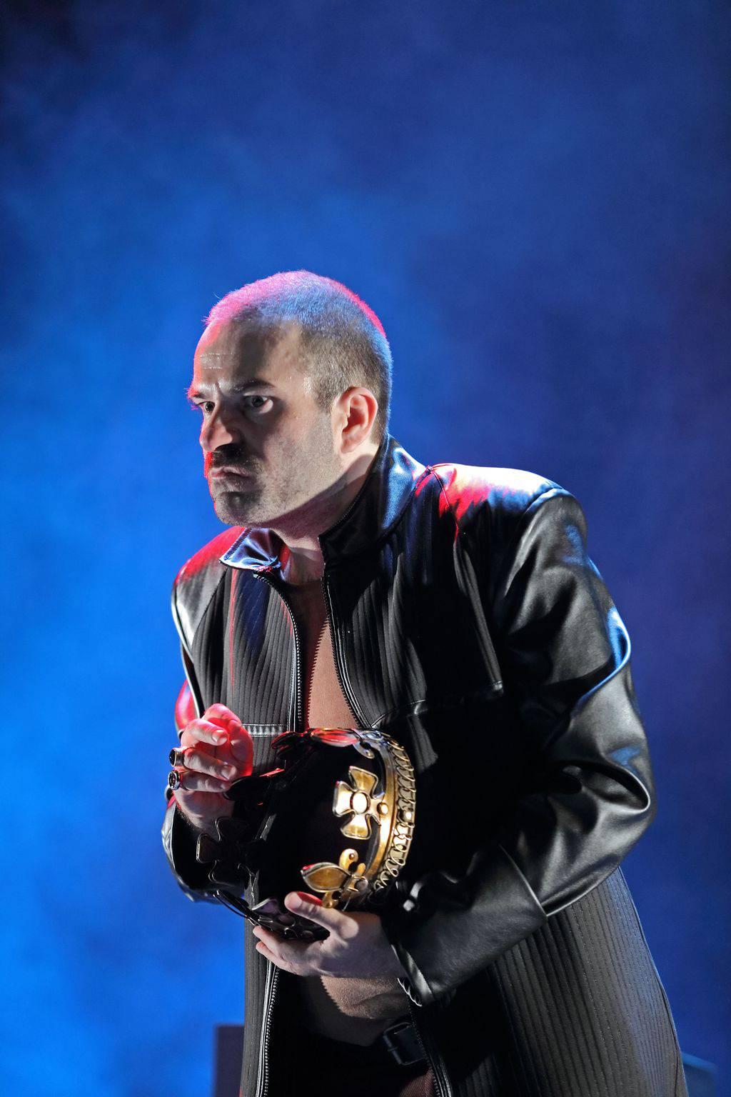 Premijera predstave 'Kralj Rikard III.' u kazalištu Gavella