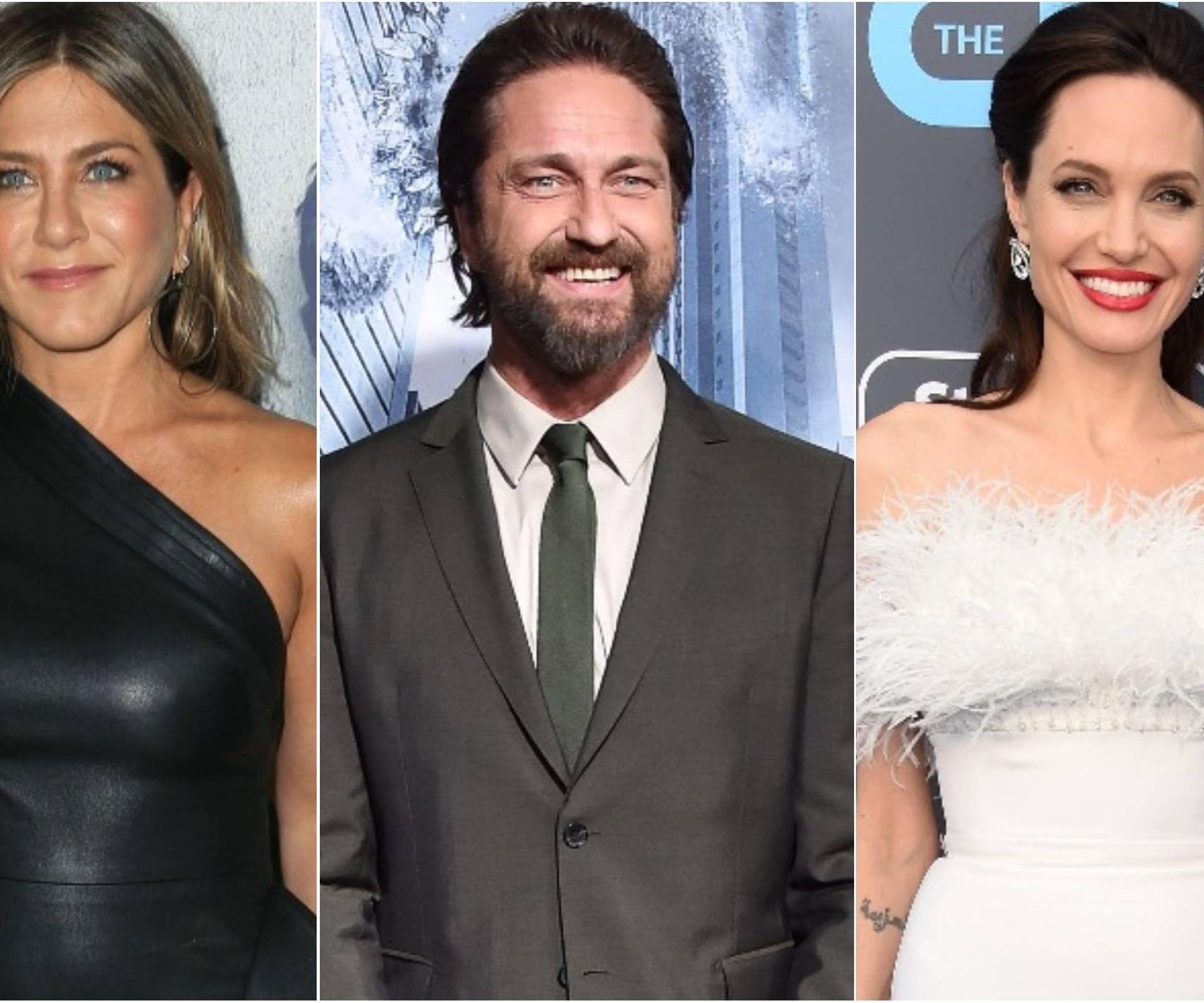 Gerard Butler otkrio: Aniston se bolje ljubi od Angeline Jolie