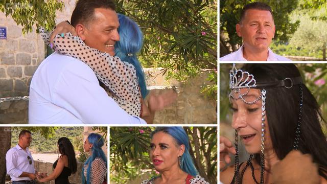 Dragan se prilikom izbacivanja poigravao s djevojkama, Dijani stavio krunu: 'Olja, ti nisi ta...'