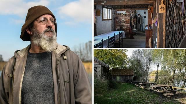Pravi robinzonski turizam u Podravini: U moju oazu mira dolaze ljudi iz cijele Europe