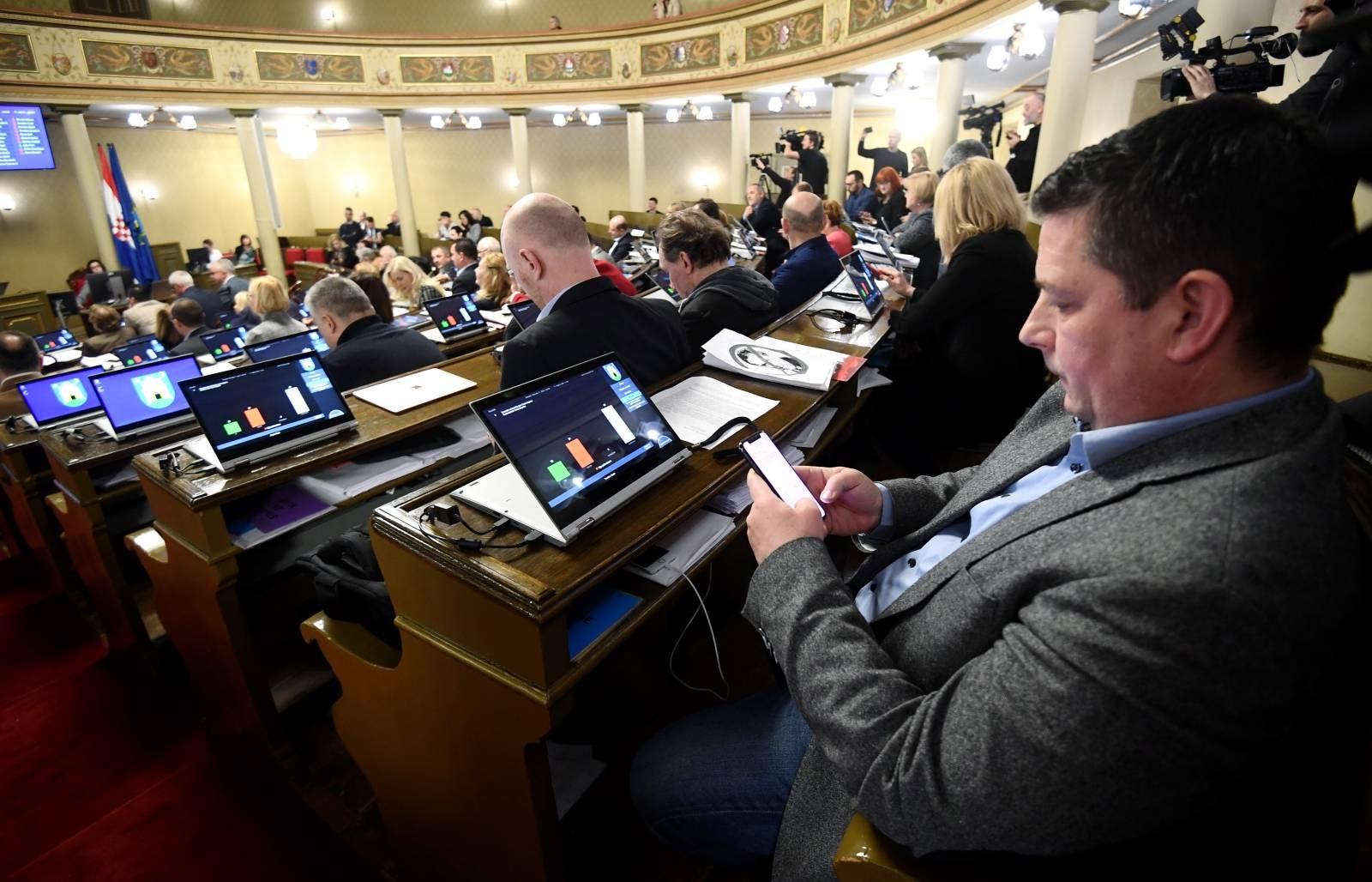 Zagrebačka Gradska skupština nije izglasala GUP