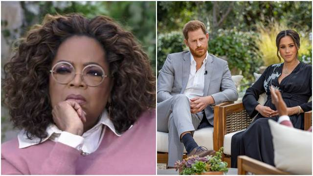 Oprah na udaru kritika: 'Zašto si stalno prekidala Meghan?'