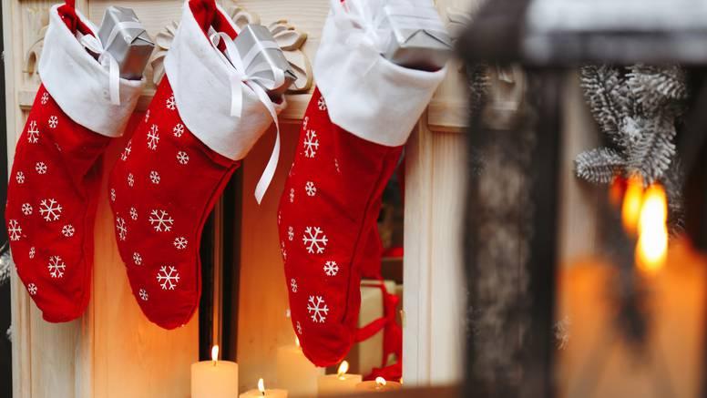 Zašto se čarape pune za Božić? Ovo su legende iza tradicije