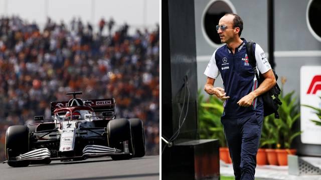 Räikkönen pozitivan na koronu, vraća se legendarni Kubica!